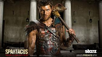 Spartacus tv series liam mcintyre wallpaper