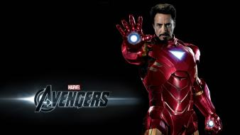 Stark robert downey jr the avengers (movie) wallpaper