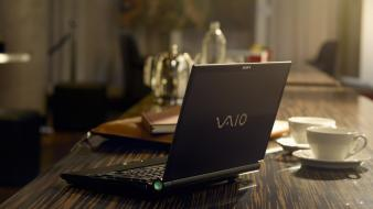 Tables laptops sony vaio wallpaper