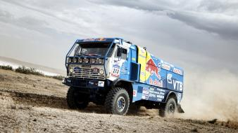 Trucks kamaz wallpaper
