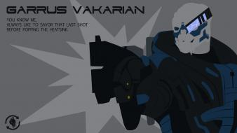 Video games mass effect 3 garrus wallpaper