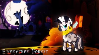 Zecora my little pony: friendship is magic wallpaper