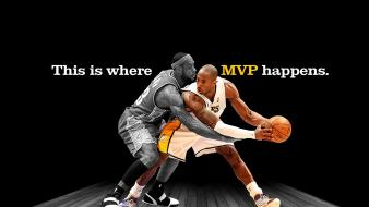 Basketball lebron james kobe bryant player wallpaper
