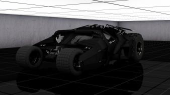 Batcave alfred pennyworth batmobile tumbler bruce wayne wallpaper