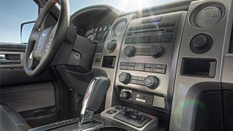 Cars ford interior vehicles f150 svt raptor 2010 Wallpaper