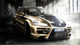 Cars honda civic wallpaper