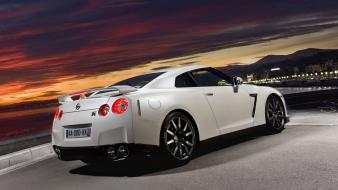 Cars nissan gtr wallpaper
