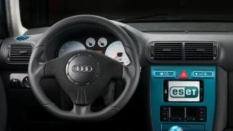 Cars tuning dashboards audi a3 eset wallpaper