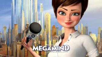 Cartoons movies roxanne megamind wallpaper