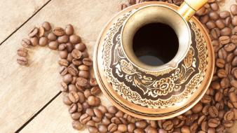 Coffee cups beans mokka wallpaper