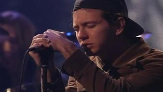 Eddie vedder mtv unplugged wallpaper