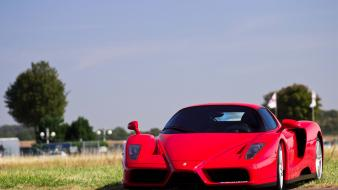 Ferrari enzo red cars wallpaper