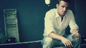 Men actors cam gigandet wallpaper