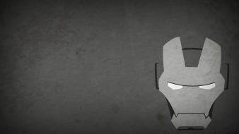 Minimalistic war machine grayscale marvel comics blo0p wallpaper