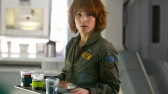 Movies prometheus noomi rapace bangs Wallpaper