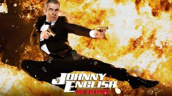 Movies rowan atkinson johnny english reborn Wallpaper