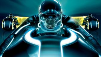 Movies tron legacy hollywood 3d wallpaper