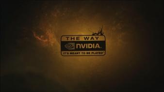Nvidia gamers game wallpaper