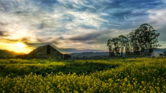 Old california barn trey ratcliff Wallpaper