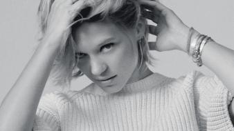 Skirts monochrome underboobs sweater bracelets lea seydoux wallpaper
