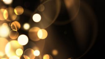 Sparkles blurry bokeh photographers wallpaper