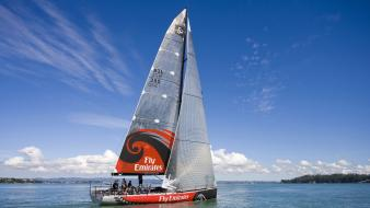 Sports fly sailing Wallpaper