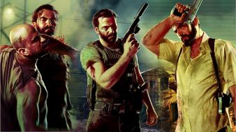 Video games artwork max payne 3 wallpaper