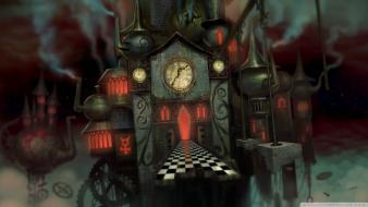 Artwork alice madness returns wallpaper