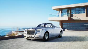 Cars coupe rolls royce wallpaper