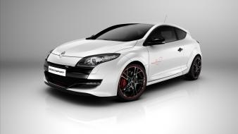 Cars renault megane vehicles rs trophy wallpaper