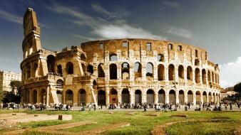 Cityscapes architecture rome city skyline cities wallpaper