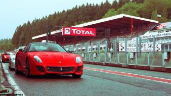 Gto race tracks 458 360 spa francorchamps Wallpaper