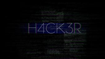 Linux hacking hackers Wallpaper