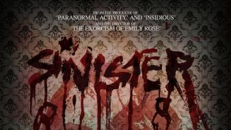 Movie posters sinister Wallpaper