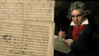 Paintings piano artwork drawings keys notebook beethoven wallpaper
