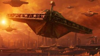 Star wars fantasy art artwork wallpaper