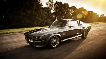 Sunlight eleanor classic ford mustang shelby gt500 Wallpaper