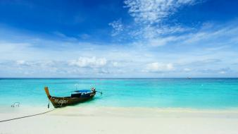 Thailand sea wallpaper