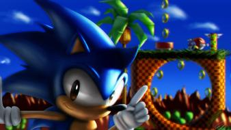 The hedgehog video games sega entertainment default wallpaper