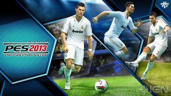 Video games cristiano ronaldo pes 2013 wallpaper