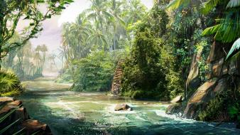 Video games nature far cry 3 Wallpaper