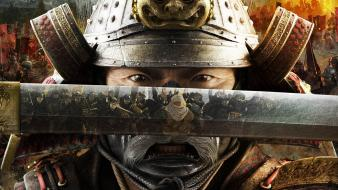Video games samurai shogun 2 wallpaper