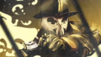 Watchmen movies rorschach wallpaper