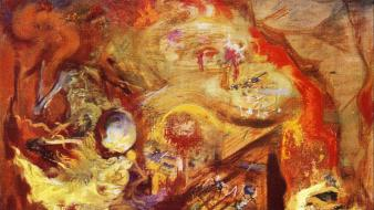 Artwork george grosz wallpaper