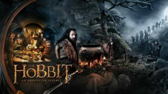 Bag end thorin oakenshield an unexpected journey wallpaper