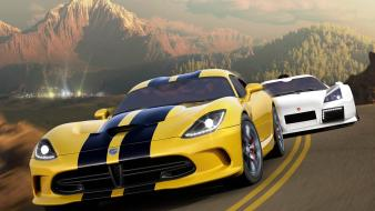 Cars dodge viper gumpert apollo forza horizon wallpaper