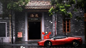 Cars ferrari 458 italia auto wallpaper