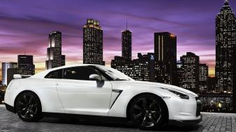 Cars nissan gt-r gtr wallpaper