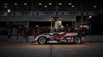 Cars races audi r18 tdi wallpaper