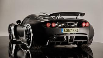Cars vehicles hennessey venom gt black super Wallpaper